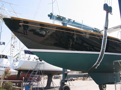 Maine Paint and Hull Repair